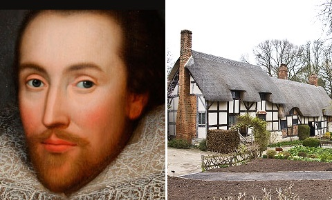 X image only Shakespeare