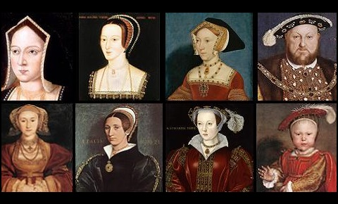 X image only The Tudors