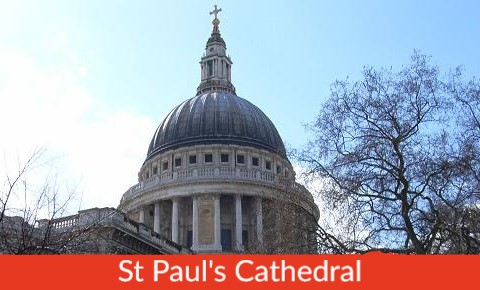 Family London Tours London Attraction Small St Paul's