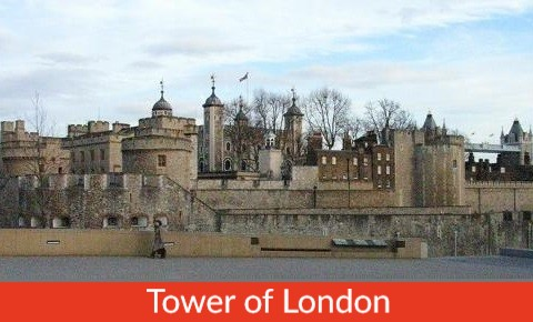 Family London Tours London Attraction Small Tower of London