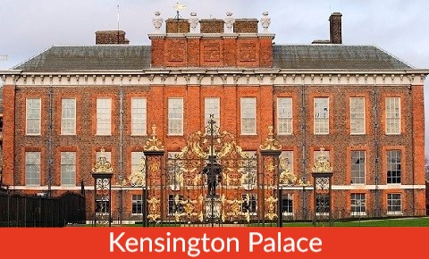 Family London Tours London Attraction Small Kensington Palace