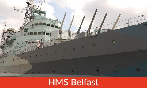 Family London Tours London Attraction Small HMS Belfast