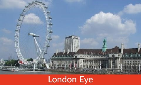Family London Tours London Attraction Small London Eye