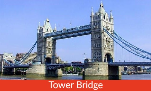 Family London Tours London Attraction Small Tower bridge
