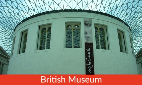 Family London Tours London Attraction Small British Museum 1