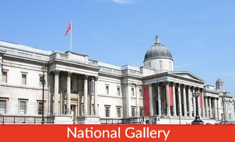 Family London Tours A London Small National Gallery 00