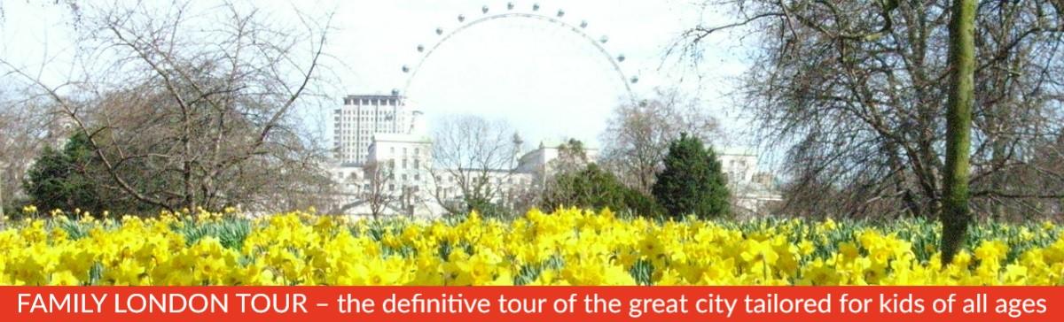 Family London Tours London Main Family London Tour