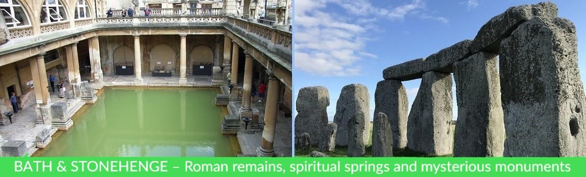 Bath & Stonehenge Tour