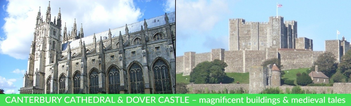 Family London Tours From London Main Canterbury & Dover Tour