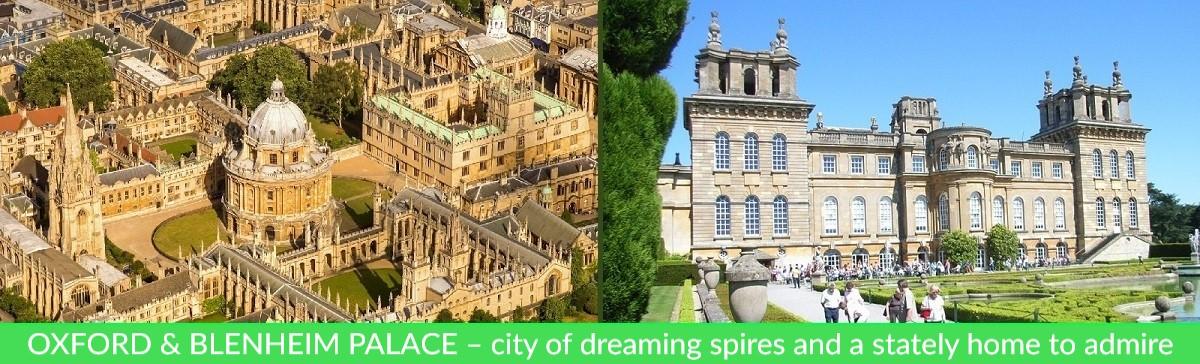 Family London Tours From London Main Oxford & Blenheim Palace Tour