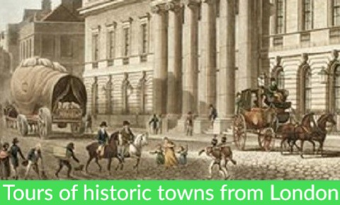 Family London Tours From London Small Historic Towns