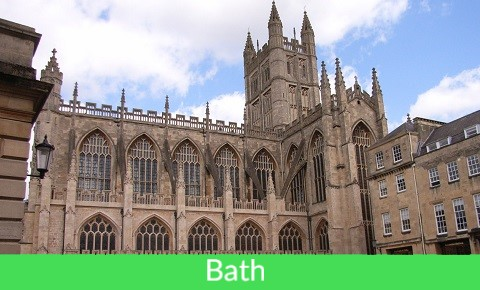 Family London Tours From London Small Bath 1