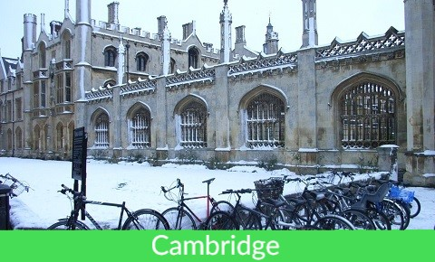 Family London Tours From London Small Cambridge 2