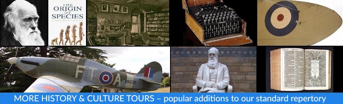 Family London Tours H&C Main More History & Culture Tours
