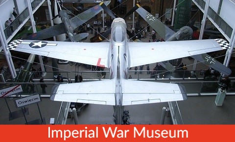 Family London Tours London Attraction Small Imperial war museum