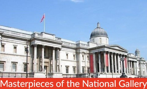 Family London Tours London Attraction Small National Gallery 4