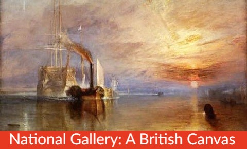 Family London Tours London Attraction Small National Gallery 2