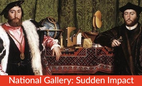 Family London Tours London Attraction Small National Gallery