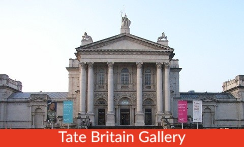 Family London Tours London Attraction Small Tate Britain Gallery
