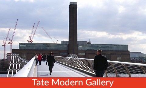 Family London Tours London Attraction Small Tate Modern Gallery
