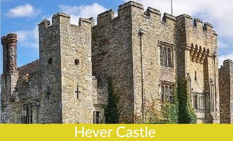 Family London Tours Specials Small Hever