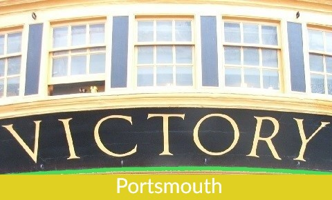 Family London Tours Specials Small Portsmouth 1