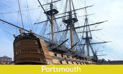 Family London Tours Specials Small Portsmouth 2