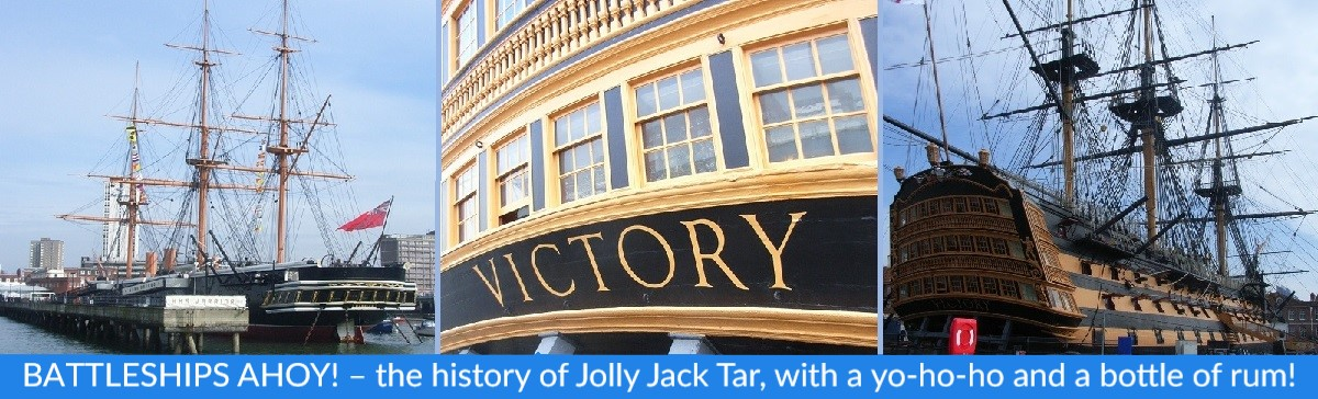 Family London Tours H&C Main Battleships Ahoy!