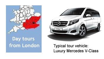 X Family London Tours Map 03