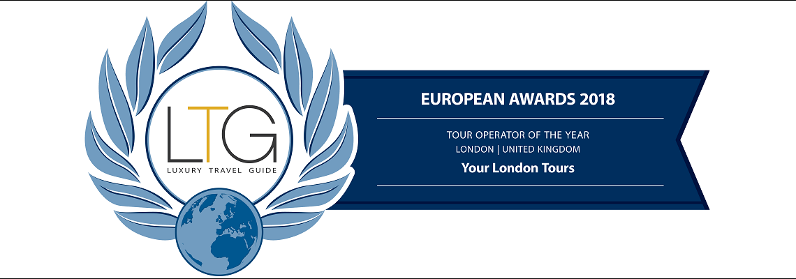 London Tour Operator of the Year!