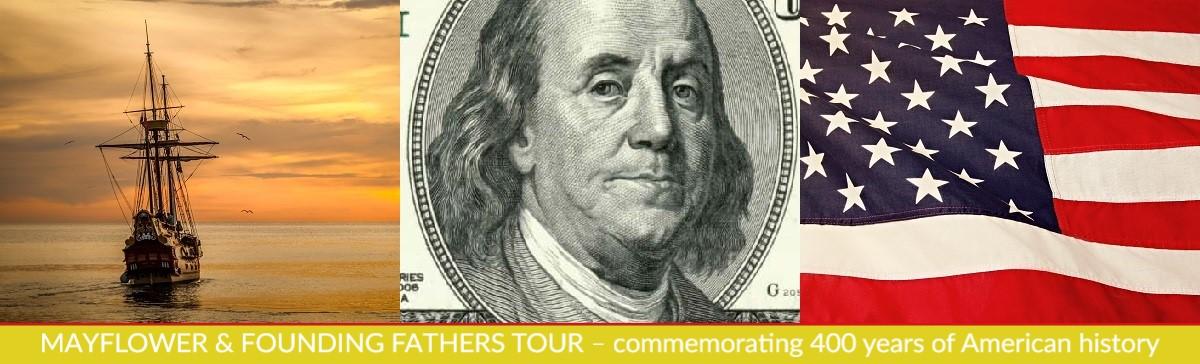 Your London Tours Launches Mayflower Tour