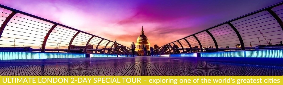 Family London Tours Specials Main Ultimate London 2-Day Tour